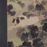 木島桜谷旧邸 桜谷の絵
