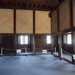 二条城 東南隅櫓内部