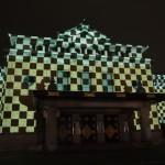 京都市美術館 プロジェクションマッピング 3月