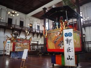 京都文化博物館 祇園祭展