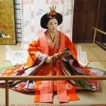 宝鏡寺 人形展 4月