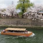 岡崎十石船 4月3日