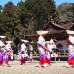 玉津岡神社 おかげ踊り