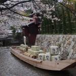 高瀬川一之舟入 4月5日