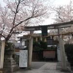 須賀神社 4月5日