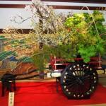 大覚寺 華道祭 4月