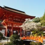 上賀茂神社 4月8日