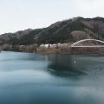 日吉ダム 天若湖 4月