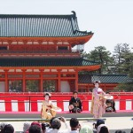 平安神宮 例祭翌日祭 4月