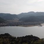 兜山からの眺め