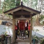 真名井神社 波せき地蔵堂