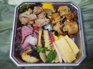 京乃たまや お弁当