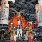 伏見稲荷 御旅所の神輿