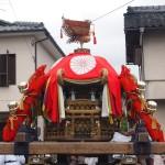 松尾祭 神輿