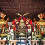 上御霊神社の神輿