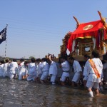 松尾祭 神幸祭 4月