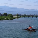 松尾祭 船渡御