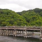 嵐山 4月
