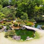 祇園甲部歌舞練場の庭園