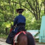 下鴨神社 流鏑馬の練習