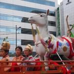 稲荷祭 還幸祭 神馬