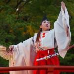 神泉苑祭 静御前の舞