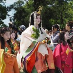 上賀茂神社 斎王代女人列御禊神事 5月