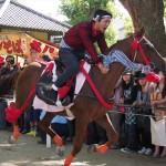 藤森神社 駈馬神事