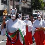 満足稲荷神社 神幸祭 5月