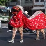 今宮祭 獅子舞