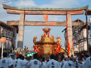 今宮神社 神幸祭