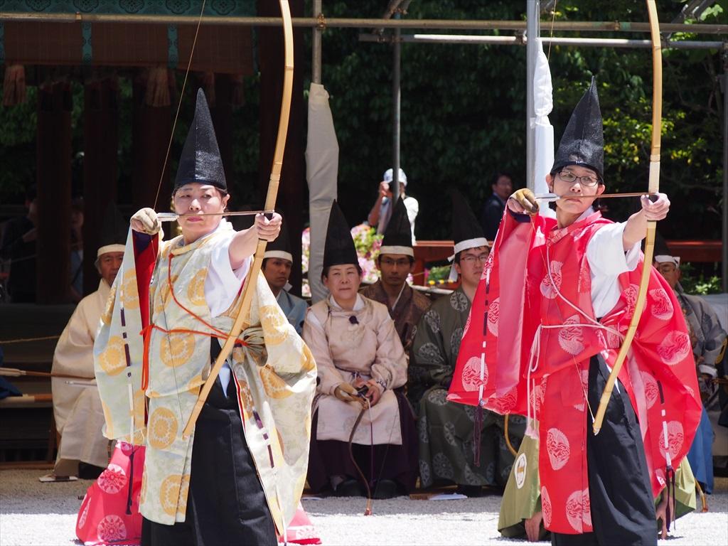 下鴨神社 歩射神事 2016年 | 京...