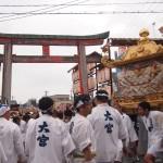 今宮神社御旅所 今宮祭 5月