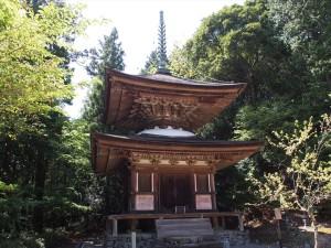 金胎寺 多宝塔