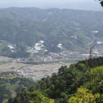 和束町の眺め