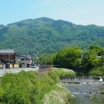 比叡山 5月