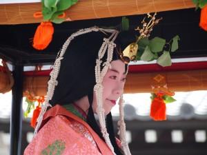 葵祭 2013年 斎王代