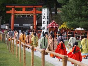 葵祭 2013年 上賀茂神社
