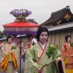 葵祭 京都御所