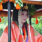 葵祭 斎王代 2014年