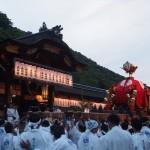松尾祭 還幸祭