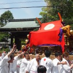 上御霊神社 御霊祭 5月