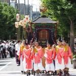 下御霊神社 還幸祭 5月