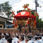 下御霊神社 還幸祭