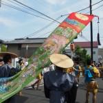 嵯峨祭 還幸祭 剣鉾の飾り