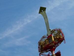 嵯峨祭 還幸祭 剣鉾