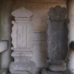 本圀寺 清正の妻と娘の廟