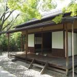 京都国立博物館 堪庵 5月