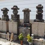 阿弥陀寺 森一族の墓