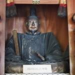 阿弥陀寺 織田信広像